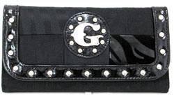 Black G-Style Wallet - KW149