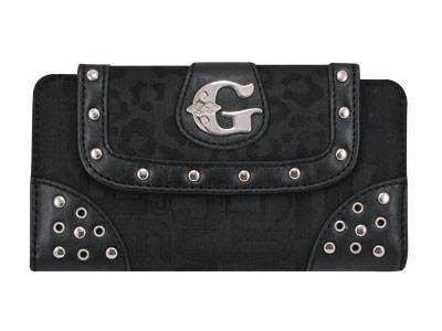 Black G-Style Wallet - KW153