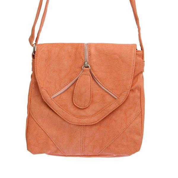 Pink Fashion Messenger Bag - 6837