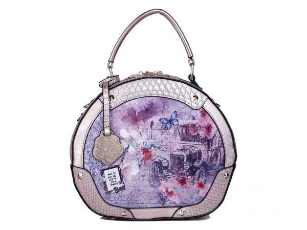 L.Gold Arosa Vintage Darling Handbag - BA8102