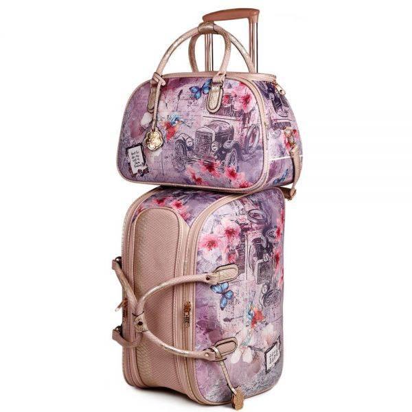L.Gold Arosa Vintage Darling Handbag Set - BAO6977-BAD6988