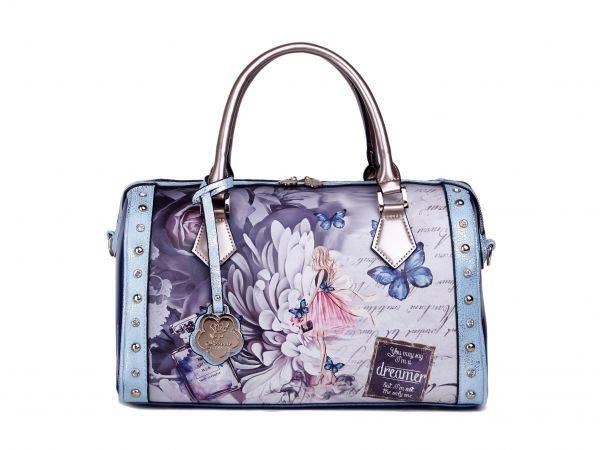 Blue Arosa Dreamers Handbag - BF8607