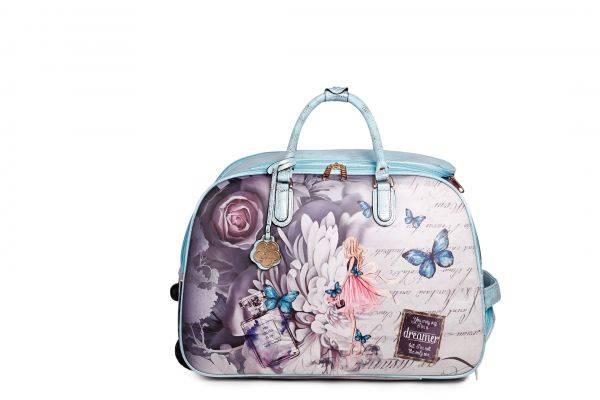 Blue Arosa Dreamers Slide-On Duffel Handbag - BFD6988