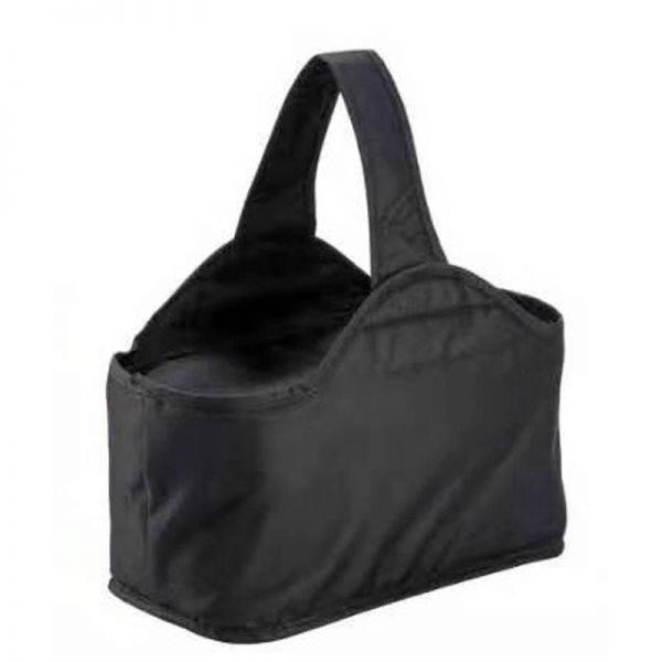 Black Small Insulated Thermal Picnic Basket - ETKPB