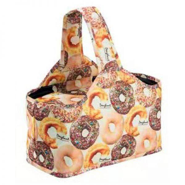 Donut Small Insulated Thermal Picnic Basket - ETKPB