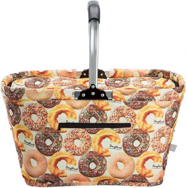 Donut Collapsible Insulated Thermal Picnic Basket - ETPB