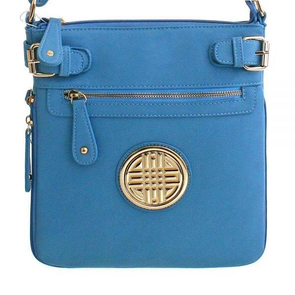 Blue Fashion Premium Messenger Bag - GP-36