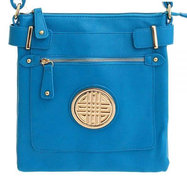 Blue Fashion Premium Messenger Bag - GP-646