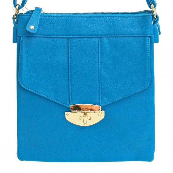 Blue Fashion Premium Messenger Bag - GP-650