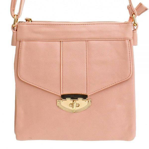 Pink Fashion Premium Messenger Bag - GP-650