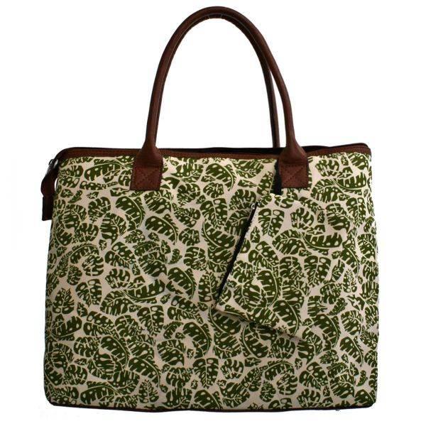Go-Green Large Capacity Shopping Bag - FOL22003