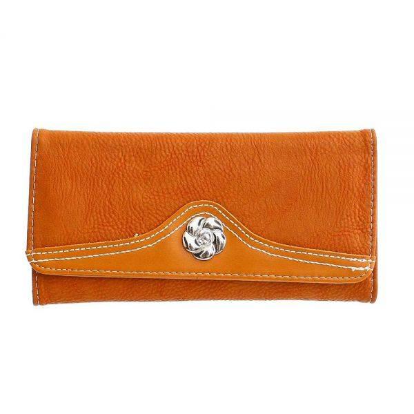 Brown Fashion Wallet - JRW8011