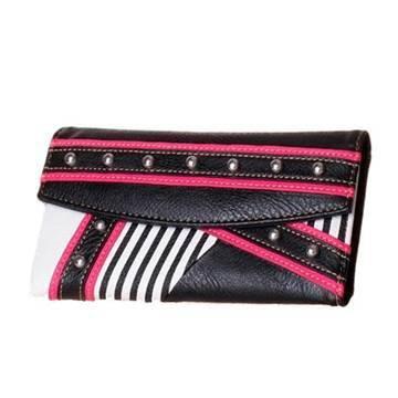 Fuchsia M-Style Wallet - KW241
