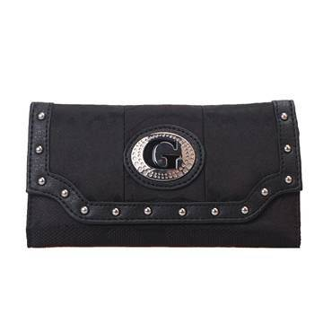 Black G-Style Wallet - KW281