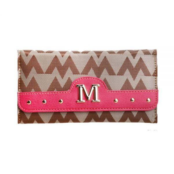 Fuchsia M-Style Wallet - KW286