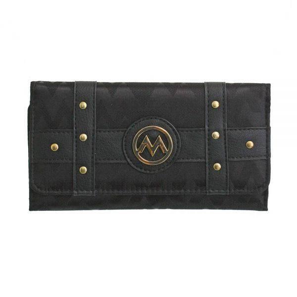 Black M-Style Wallet - KW331