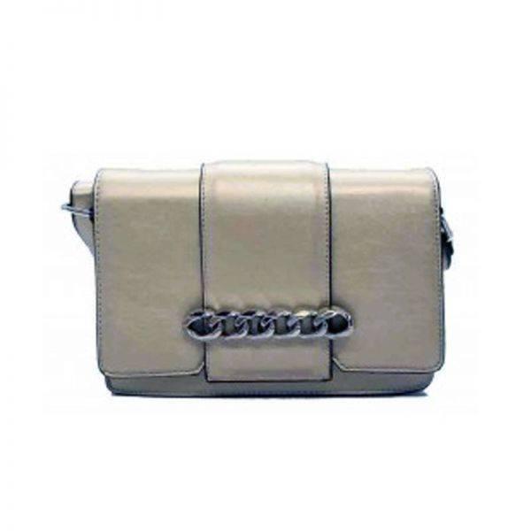 Gold Fashion Elegant Lady Handbag - LF18128