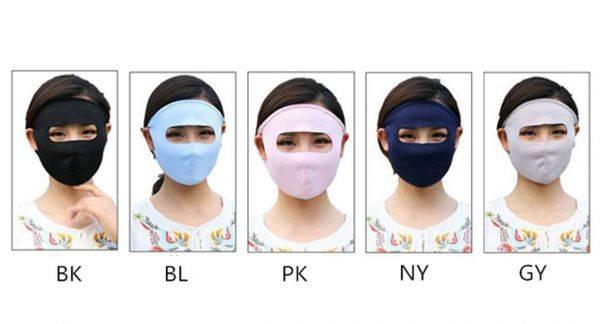 5 Peck Full Face Mask - MZ-01