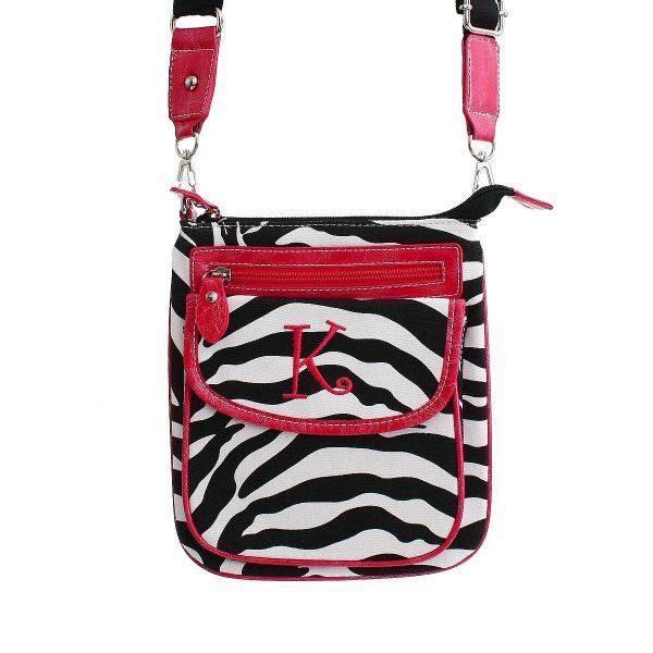 Fuchsia Fashion Messenger Bag - ZB-749